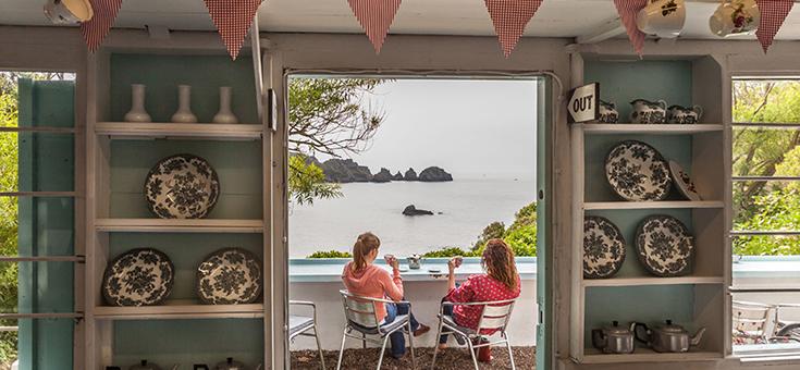 Guernsey tea rooms