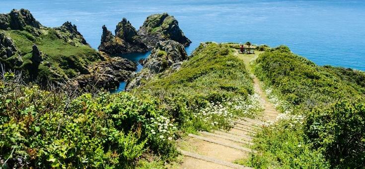 Guernsey steps