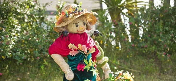 Scarecrow festival Guernsey