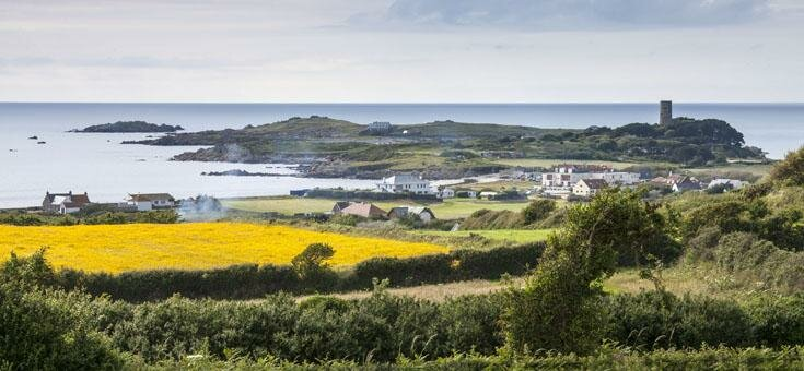 View over Lihou