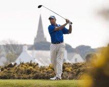 Golfing in Guernsey