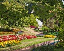 Visit Guernsey - Candie Gardens. Picture Chris George +44(0)7781 424412