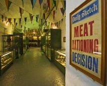 La Valette Underground Museum in Guernsey