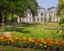 Saumarez Park in Guernsey