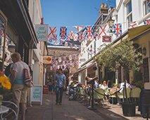 Market Street in St Helier