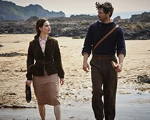Filming The Guernsey Literary and Potato Peel Pie Society